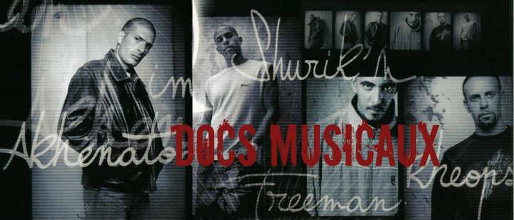 Documentaires musicaux