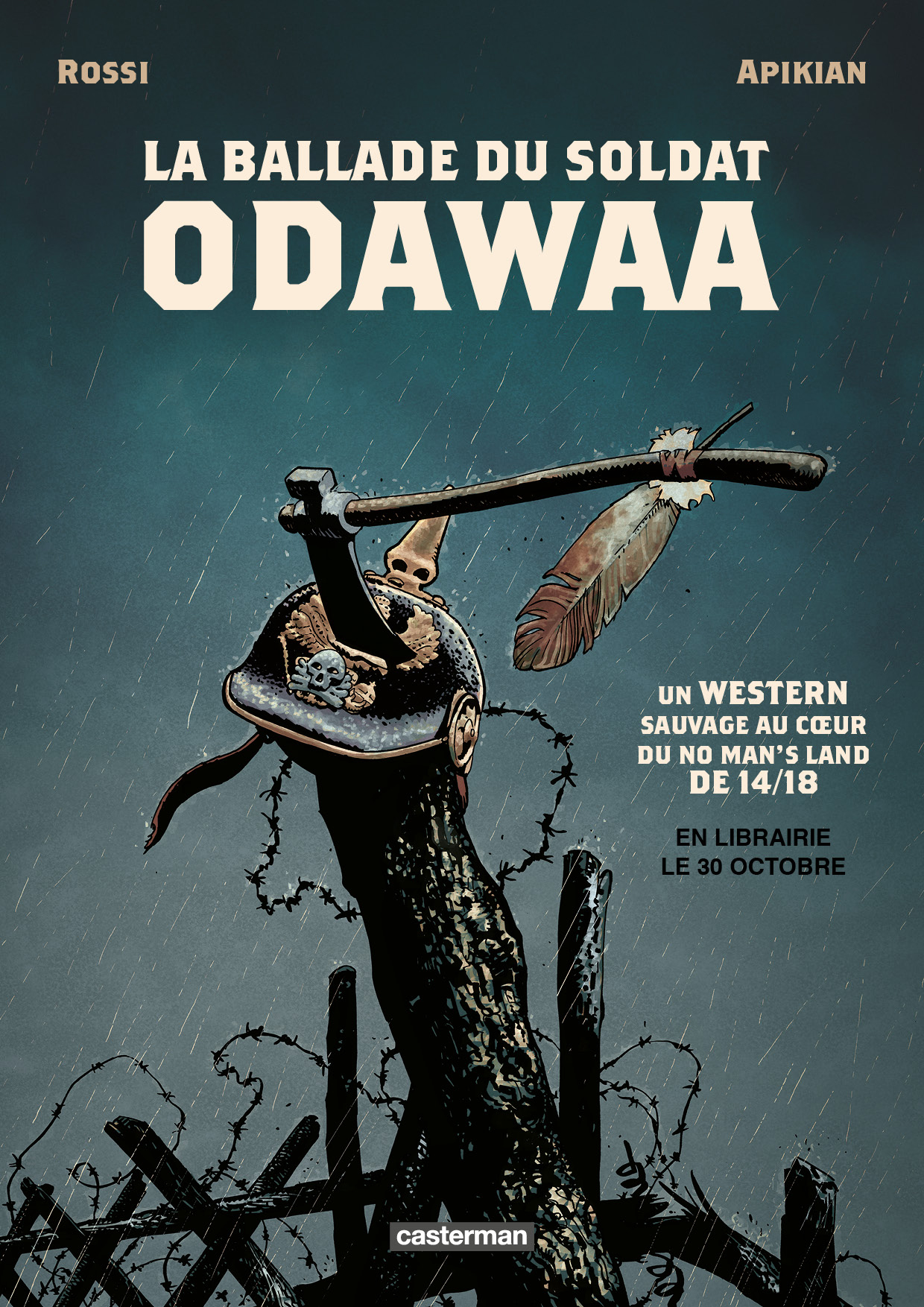 Sortie La ballade du soldat Odawaa